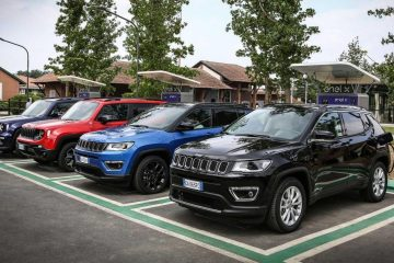 Details About The Compass 4xe Jeep and Renegade 4xe Jeep