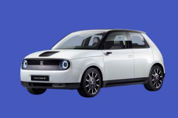 Honda electric car review