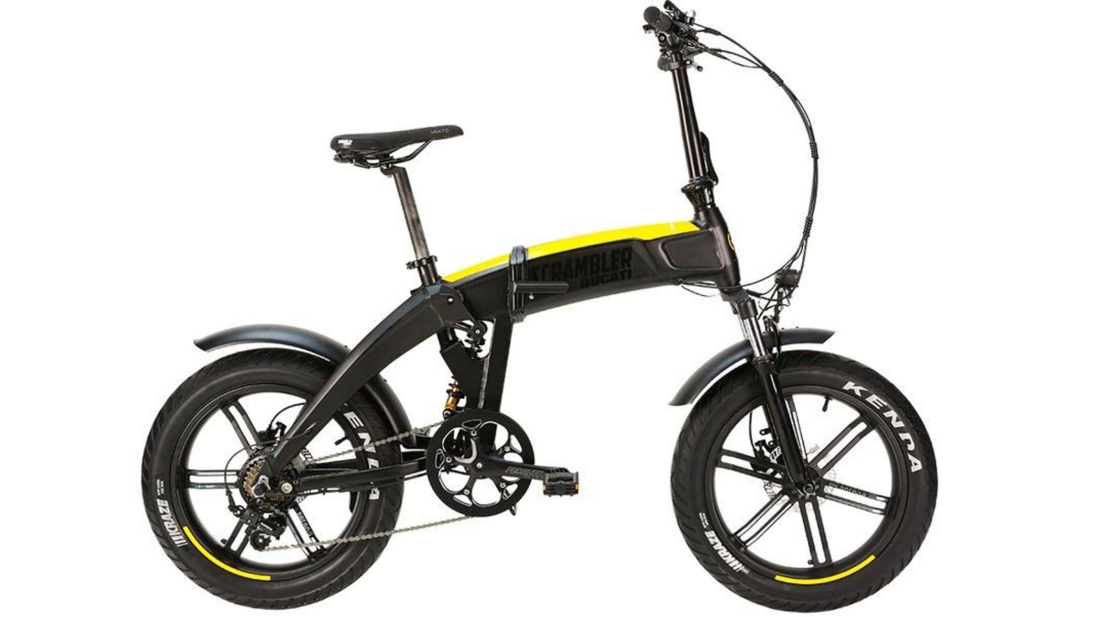 Ducati SCR-E Sport Folding eBike