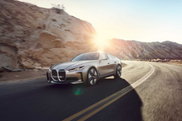 BMW i4: the electric will also be offered in the sporty variant M