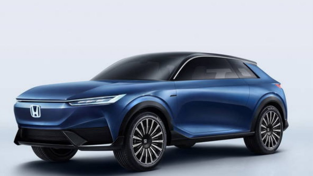 Honda, at the Beijing 2020 Motor Show the concept that prefigures the new electric for China