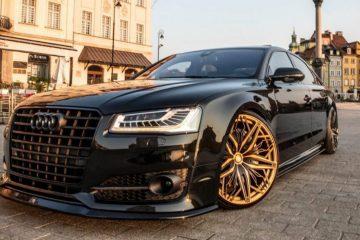The Dark Maxton Design Audi S8 Plus