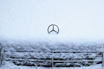 10 Mistakes Made by Drivers in Winter