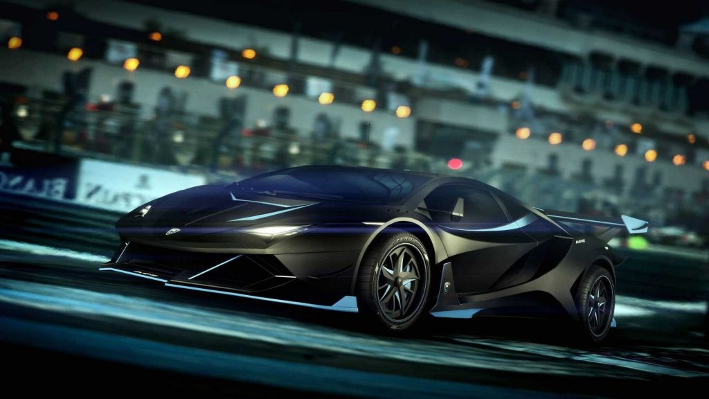Alien Arcanum the Bulgarian supercar of the future