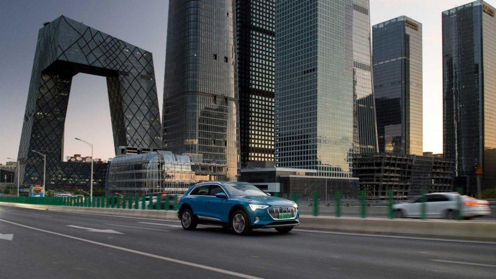 Audi Faw China