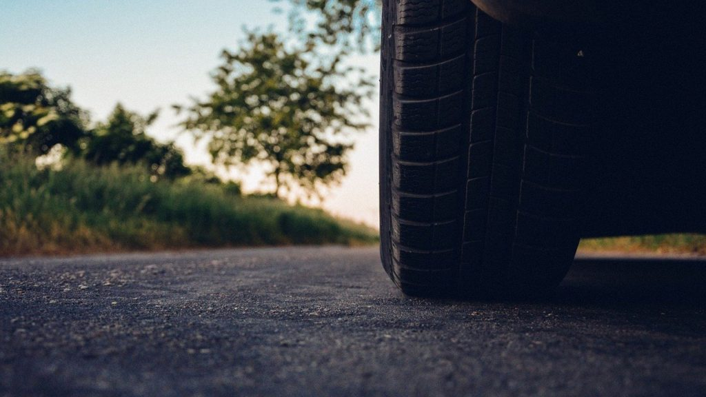 Driving with the wrong tires