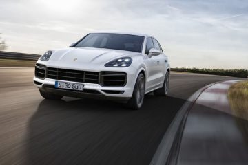Even more Porsche 911s in the Cayenne
