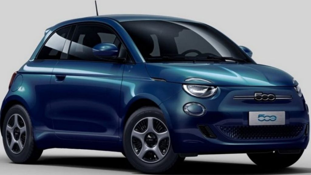 Fiat 500 electric Passion
