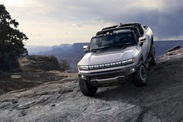 GMC Hummer EV 2020