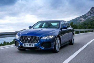 Jaguar overhauls the XE and XF