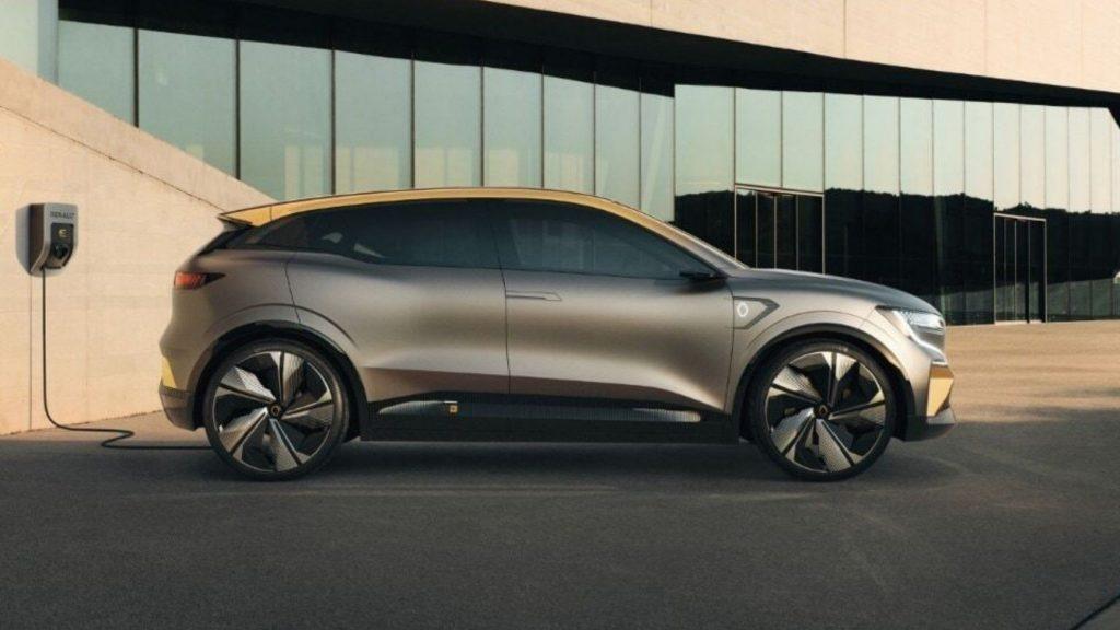 Renault CMF-EV platform