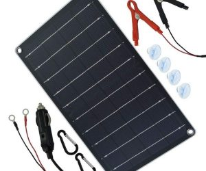 TP-solar 10 Watt 12 Volt Solar Panel Car Battery Charger