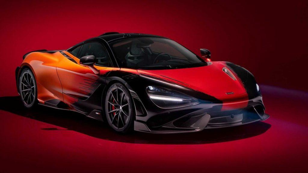 McLaren 765LT Strata Theme by MSO