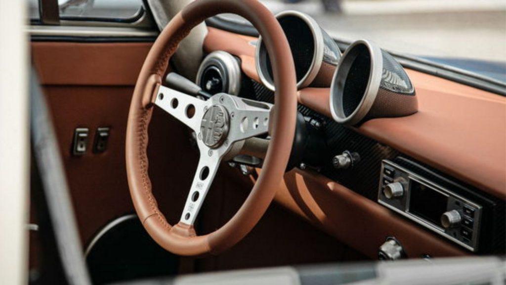 the 500 HP Giulia GTA runs on batteries