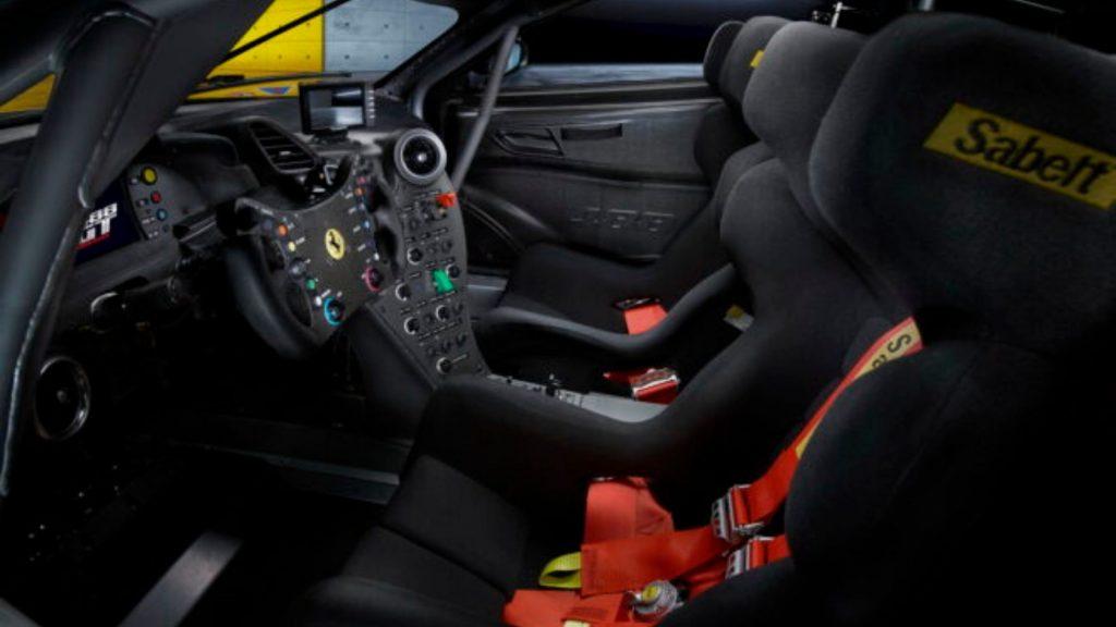 Modified Ferrari 488 GT