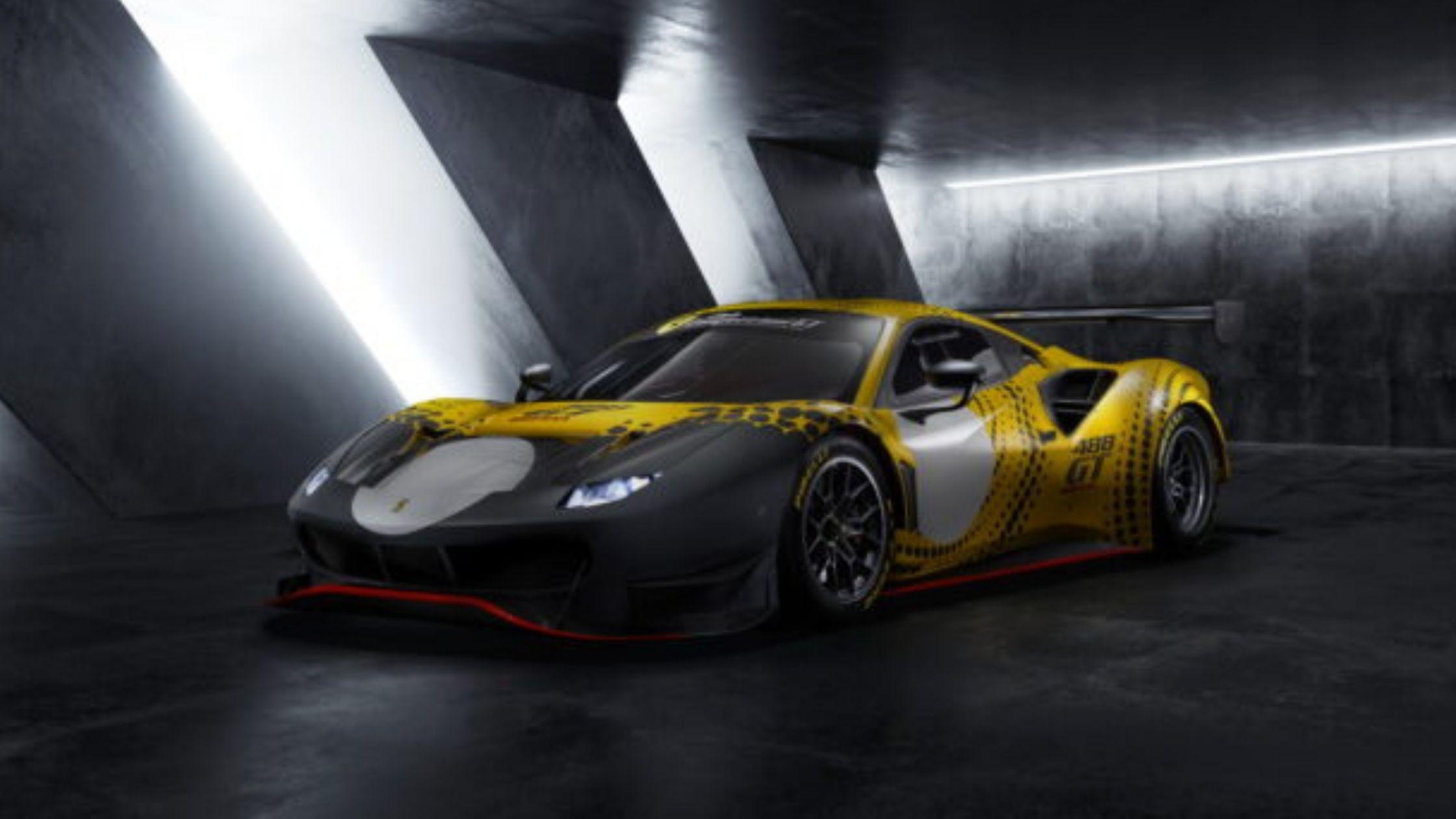 Modified Ferrari 488 Gt The New Cavallino Track Car Car To Buy