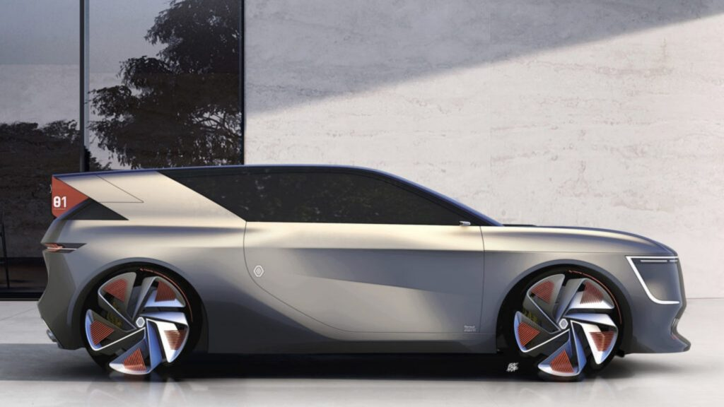 Renault Project 01