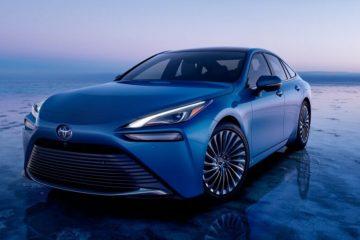 Toyota Mirai 2020