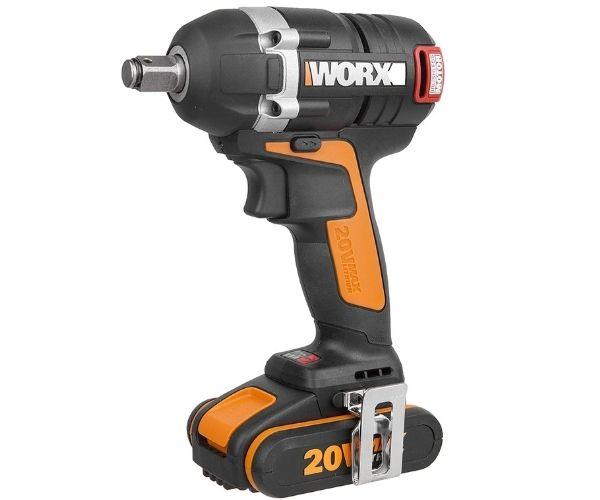 WORX WX279 Best Cordless Brushless Impact Wrench UK