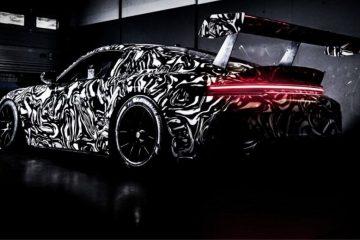 Porsche 911 GT3 Cup 2021