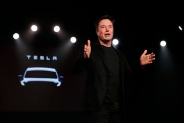 Real Autonomous Driving on Tesla in 2021