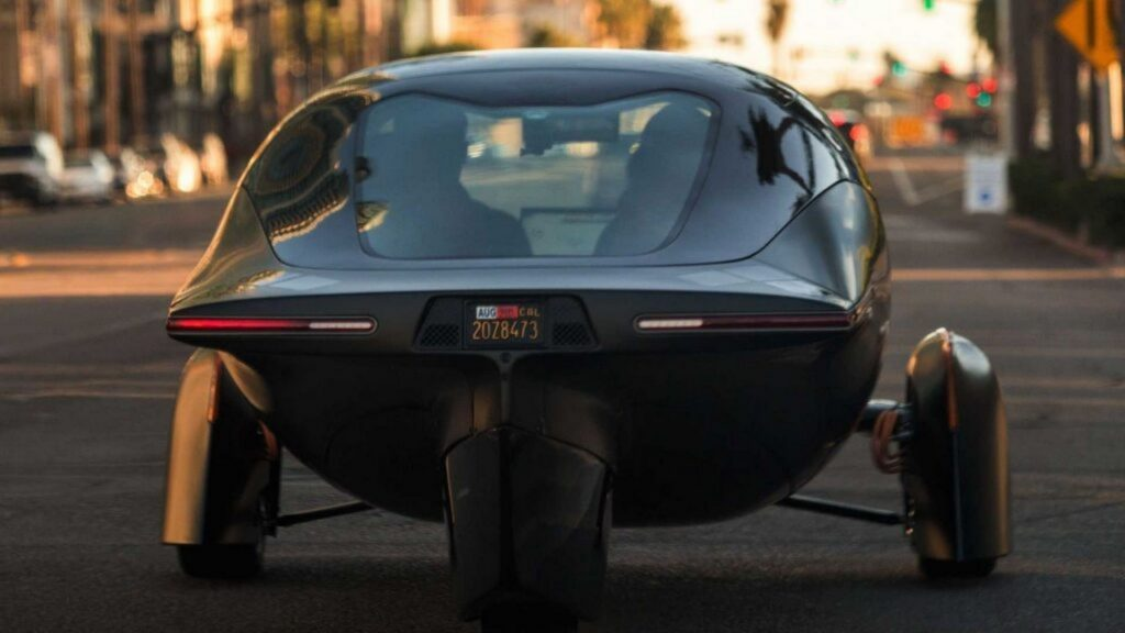 Solar electric car is a reality
