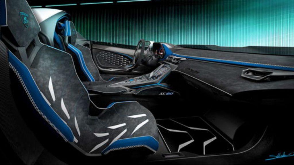 The Amazing New Lamborghini SC20