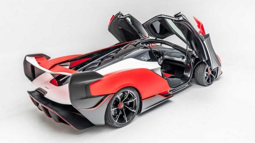 The New Hypercar McLaren Saber
