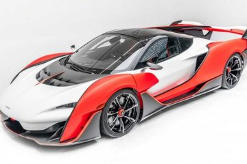 The New Hypercar McLaren Saber