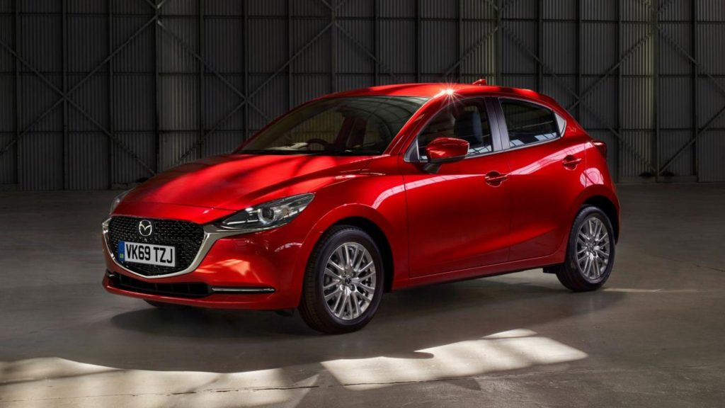 Will the new Mazda2 be born from the Toyota Yaris Hybrid
