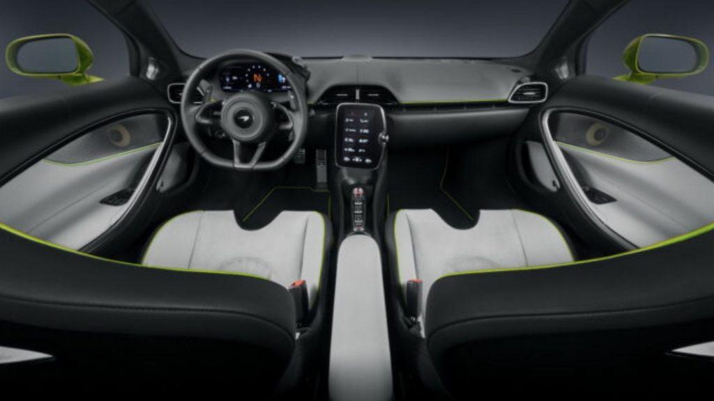 Inside McLaren Artura