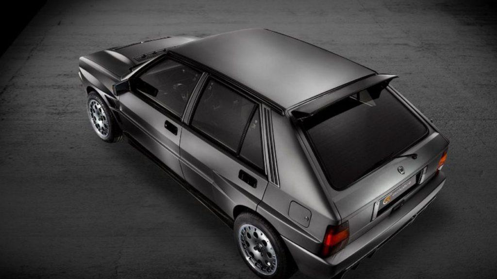 Lancia Delta Integrale Electric