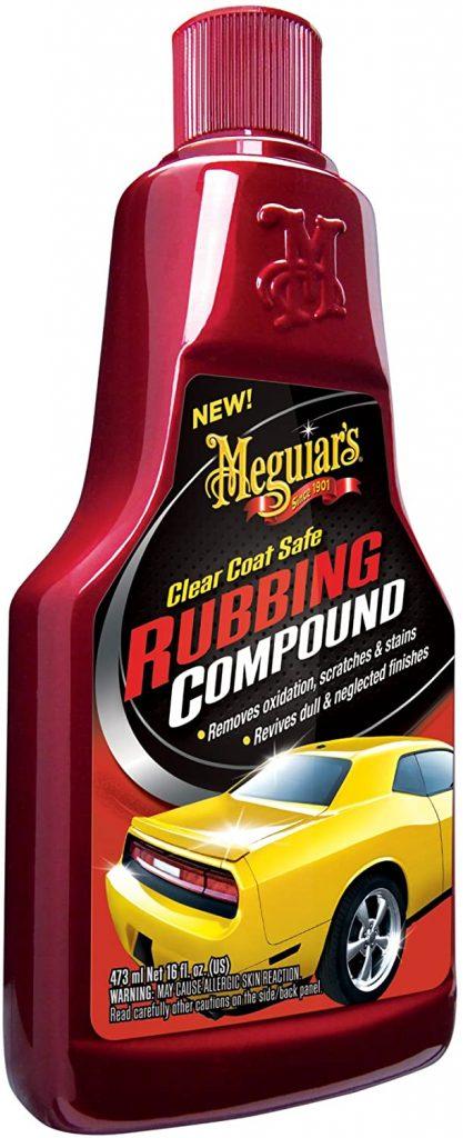 Meguiar's G18016 Clear Coat Safe Rubbing