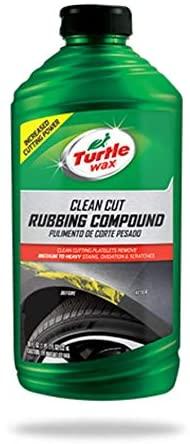 Premium Grade Rubbing Compound