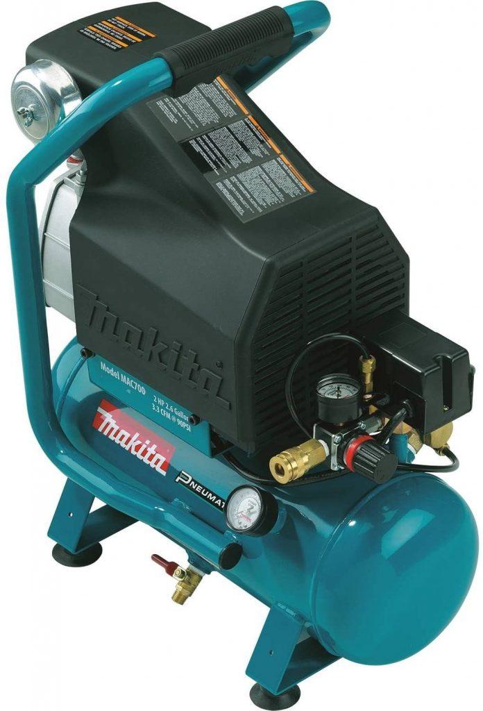 Makita Big Bore 2.0 HP Air Compressor
